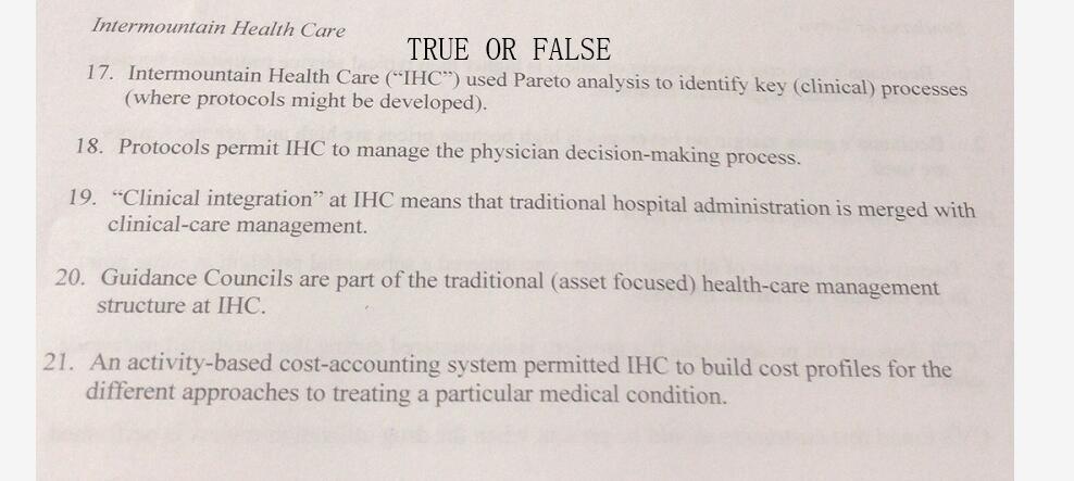 intermountain healthcare case study