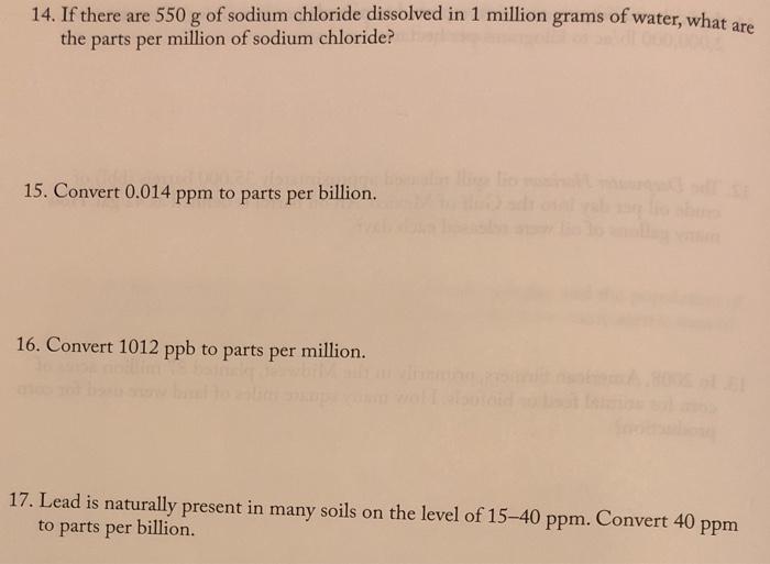 Phosphorus to Phosphate Conversion Table