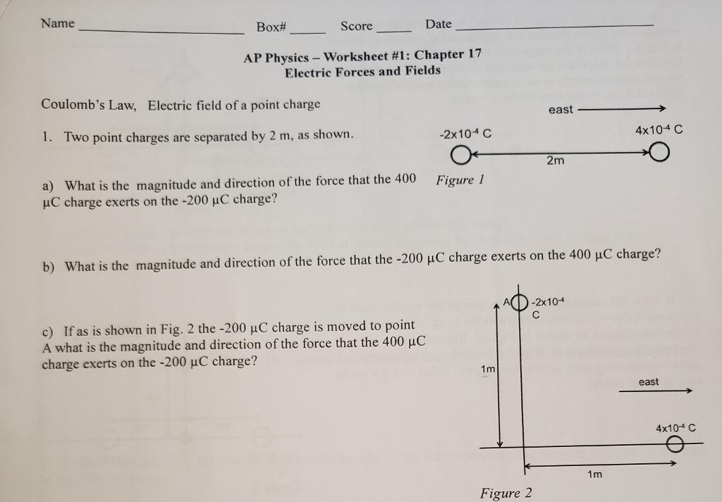 11 e1ws4 besides Electrical Charges Worksheet further  also Worksheet  static electricity worksheet  Static Electricity furthermore Physics4Kids    Electricity   Mag ism  Introduction further Charge and Electricity Worksheet Answers Physics 48 Fail 20ii additionally Teacher Toolkit   The Physics Clroom likewise Electricity together with Here's Unit 3 worksheet  after  pleting this worksheet  it helped additionally Electric Field Archives   Page 2 of 2   Regents Physics likewise Solved  Name Box  Score Date AP Physics Worksheet  1  Chap furthermore PhyzLab  Charge It Worksheet for 10th   12th Grade   Lesson Pla moreover Electricity Worksheets Grade 6 Check Out Our Electricity Worksheets together with Mr Murray's Website Electricity Notes as well  further . on charge and electricity worksheet answers