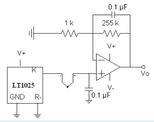 k type thermocouple circuit diagram solved    thermocouple types     the k type thermocouple lt10  solved    thermocouple types     the k