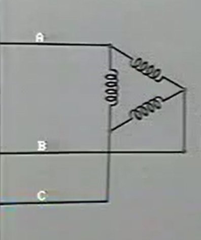 diagram below (stator windings of generator) the connection of the  c t s up to the differential relay (no internal connections of the  differential