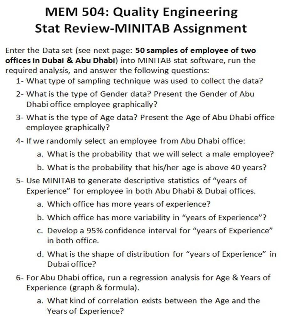 Statistics and probability recent questions chegg mem 504 quality engineering stat review minitab assignment enter the data set see fandeluxe Image collections