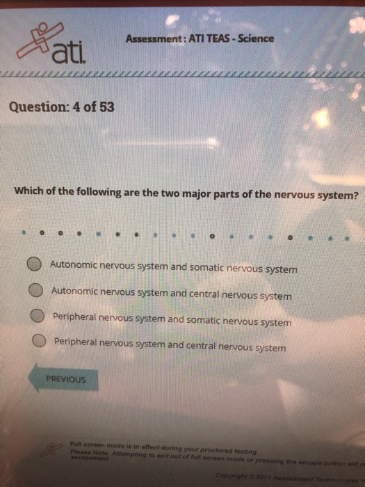 Madison : Ati teas 6 science practice test quizlet