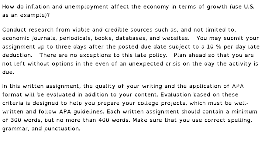economical writing example