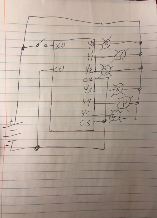 solved what would be a good way to explain this wiring di