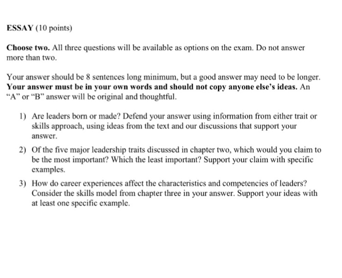 College admissions essay about autism
