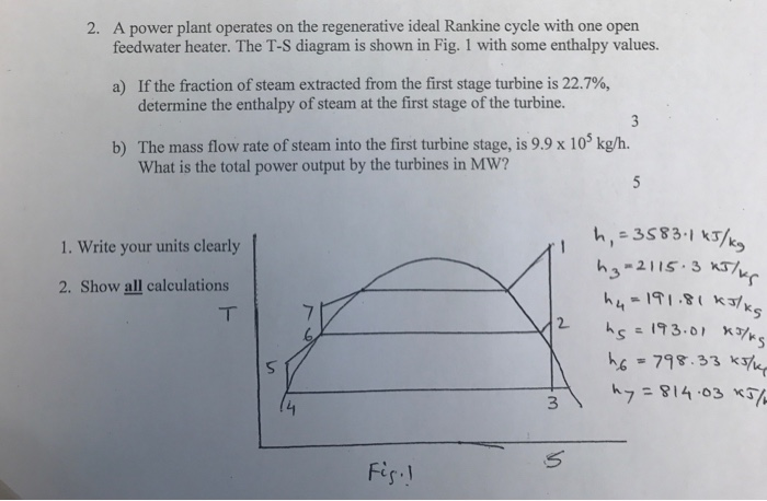 How To Calculate Regenerative Power