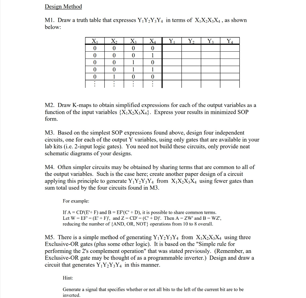 Solved Advanced Combinational Logic 2s Complement Oper This Simple Schematic Diagram Shows A Circuit On Operator Level With See More Show Transcribed Image Text Introduction Experiment Introduces Multi