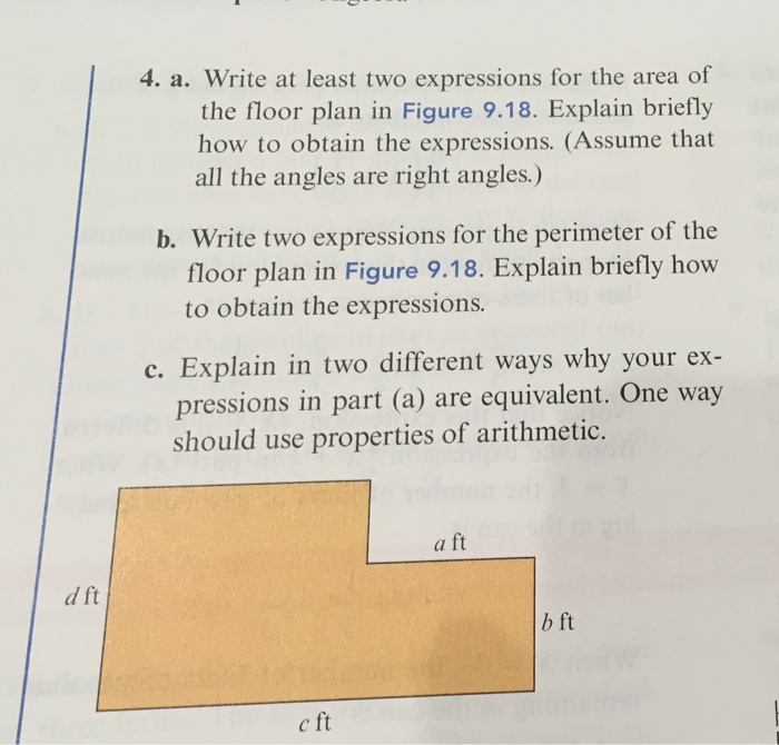 Write At Least Two Expressions