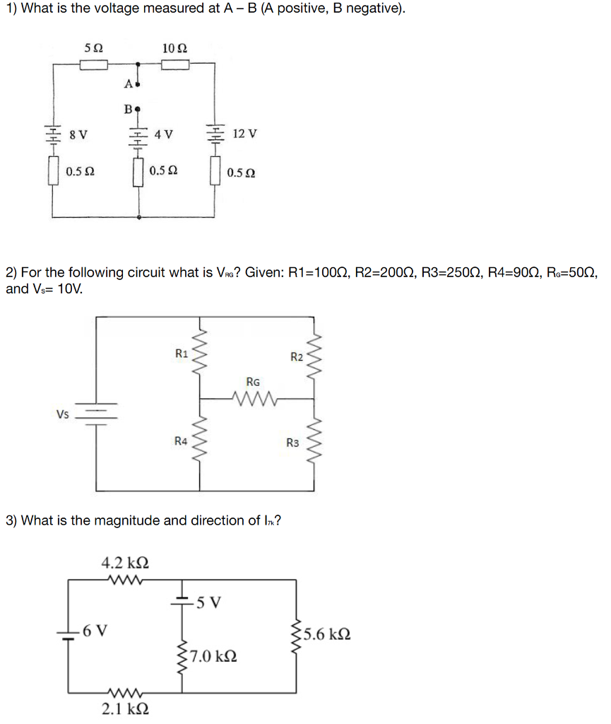 What is the voltage measured 63