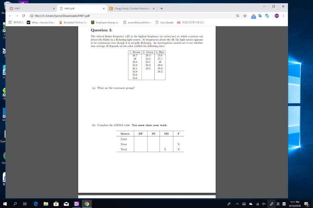 Solved: HW1 XHW1pd XC Chegg Study | Guided Solutions + С F