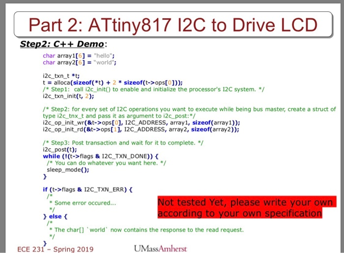 Solved: 4  When We Connect ATtiny817 Xplain Board With An