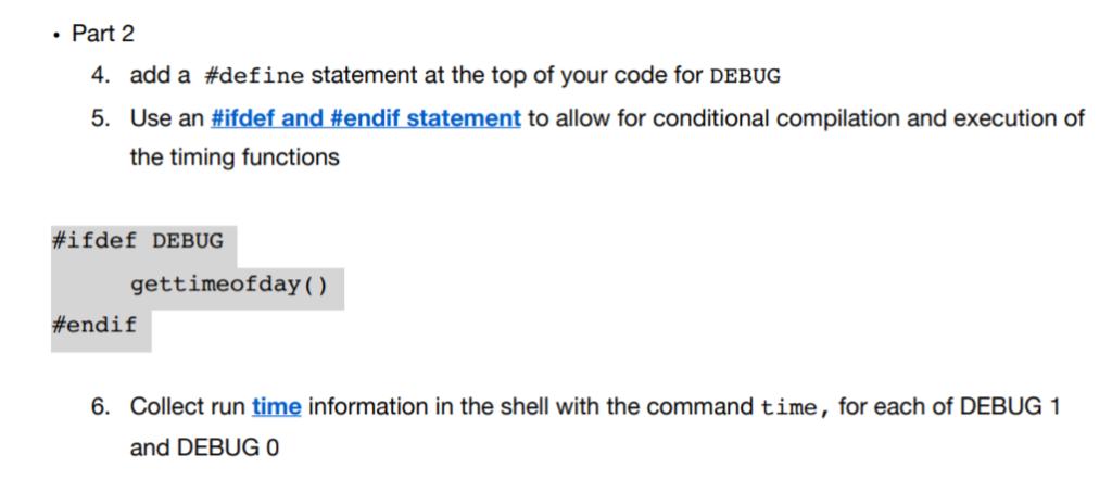 Solved: #include #include #define DEBUG 1 //Constant Is De