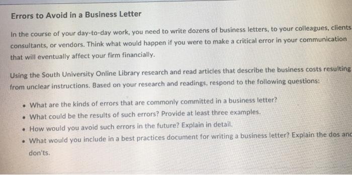 Make A Business Letter from media.cheggcdn.com