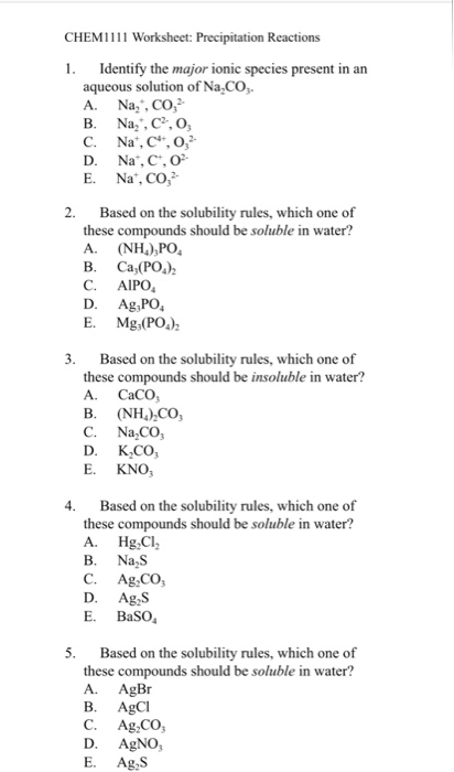 Reactions In Aqueous solutions Worksheet Answers New 24 Fresh moreover  furthermore  likewise Reading  prehension   Acids And Bases In Solution Worksheet in addition  in addition Glutaraldehyde  behavior in aqueous solution  reaction with proteins likewise Name  Cl  Date  2 4  aq    PDF additionally Solved  CHEMI111 Worksheet  Precipitation Reactions   Iden further Solved  o  Can Anyone Help Please Filling Out This Che besides  likewise Reaction of Aqueous Solutions Introduction   YouTube likewise  further Reaction in Aqueous Solution   AP Chemistry Name Period Date 5 besides  also Chapter 4 Reactions in Aqueous Solution besides Chapter 8  Reactions in Aqueous Solution. on reactions in aqueous solutions worksheet