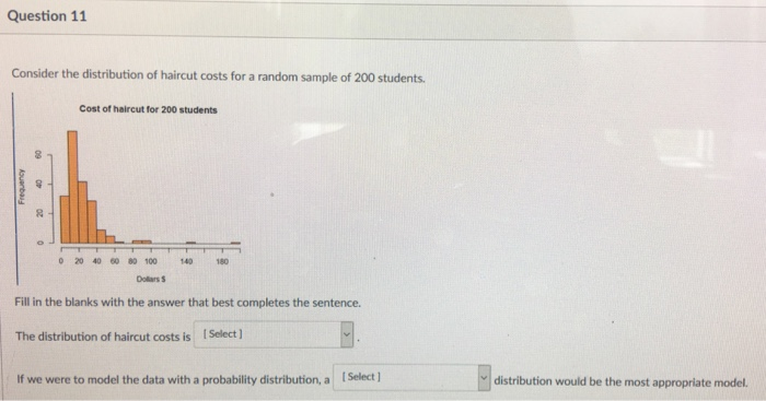 Solved Question 1 Options Right Skewed Left Skewed Sym
