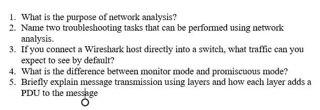 1  What Is The Purpose Of Network Analysis? 2  Nam