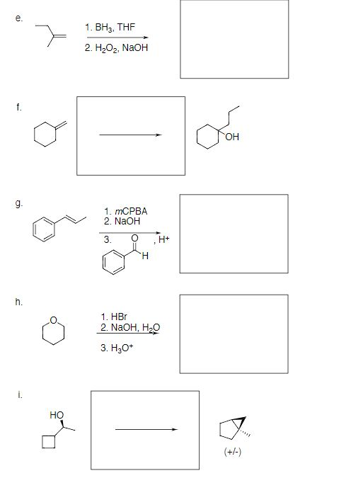 Solved Topic Organic Chemistry Please Make All Drawings