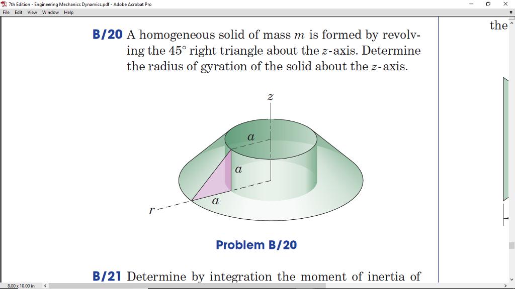 Solved 7th Edition Engineering Mechanics Dynamics Pdf Ad