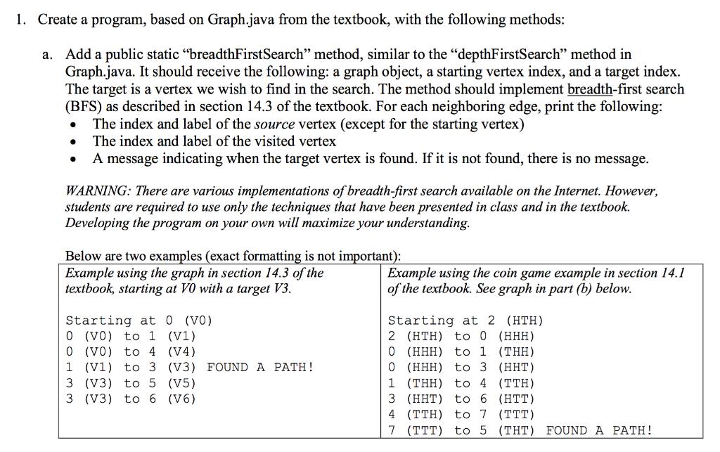 Graph java: Public Class Graph Implements Cloneabl