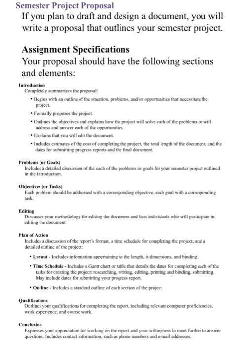 Please Write A Rough Draft Proposal, Topic Can Be     | Chegg com