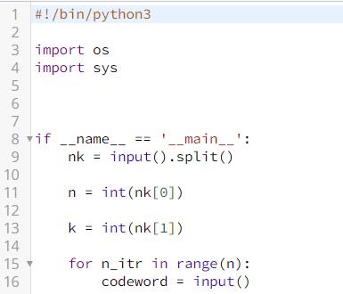 Solved: Unique Codewords HackerRank Alice Has Devised A Cl