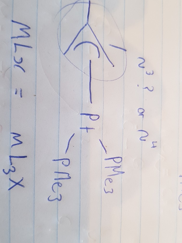 Solved What Is The Mlx Fornulae For This Compound Lig