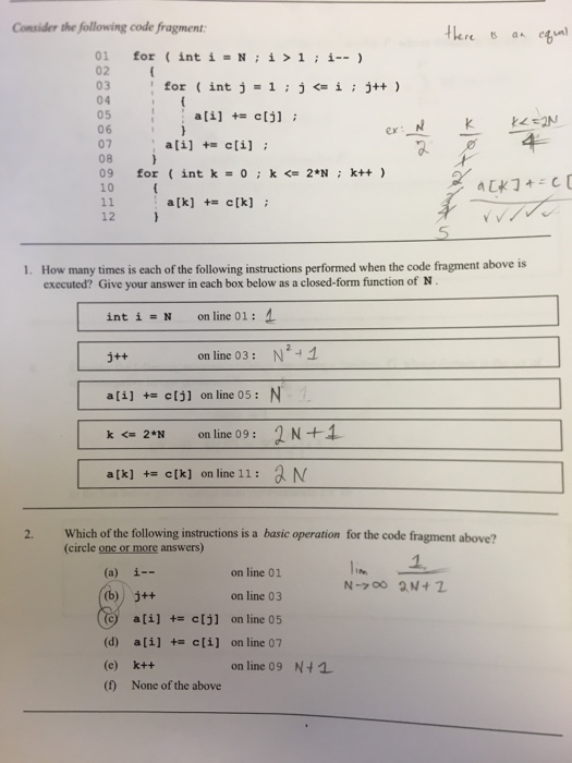 Solved Please See My Work And See If Its Correct And Exp