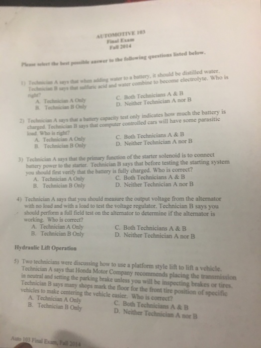 Online study guide for teas