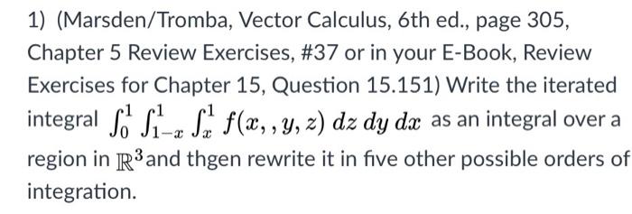vector calculus marsden solutions manual 6th