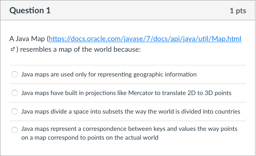 Solved: Question1 1 Pts A Java Map (https://docs.oracle.co ... on australia map, world map, mecca map, india map, gobi desert map, moluccas map, indonesia map, bali map, malaya map, gujarat map, madagascar map, hawaii map, jakarta map, vietnam map, philippines map, mekong river map, sumatra map, singapore map, china map, indochina map,