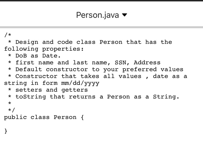 This Is Java Project  I Need To Do The Bank Part P    | Chegg com