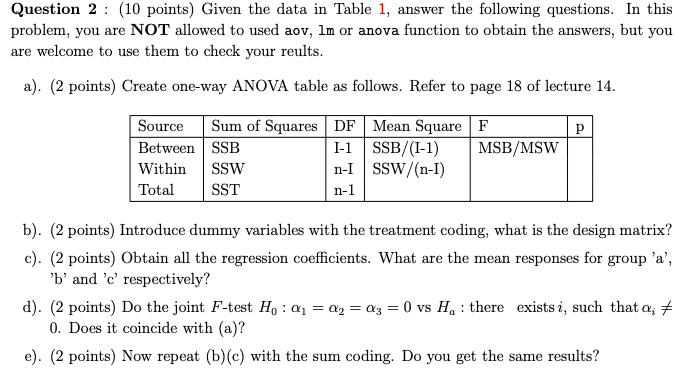 I Need Help For R Code Programming  Please Use R S