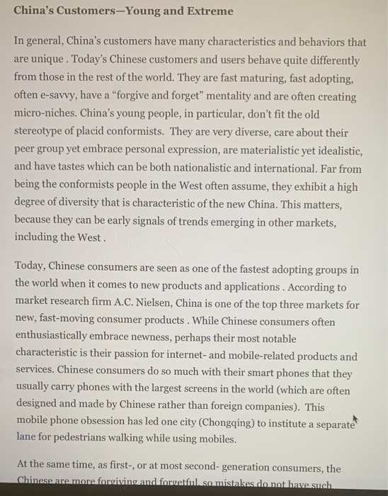 Solved: 5 Strategy Lessons Companies Can Learn From China