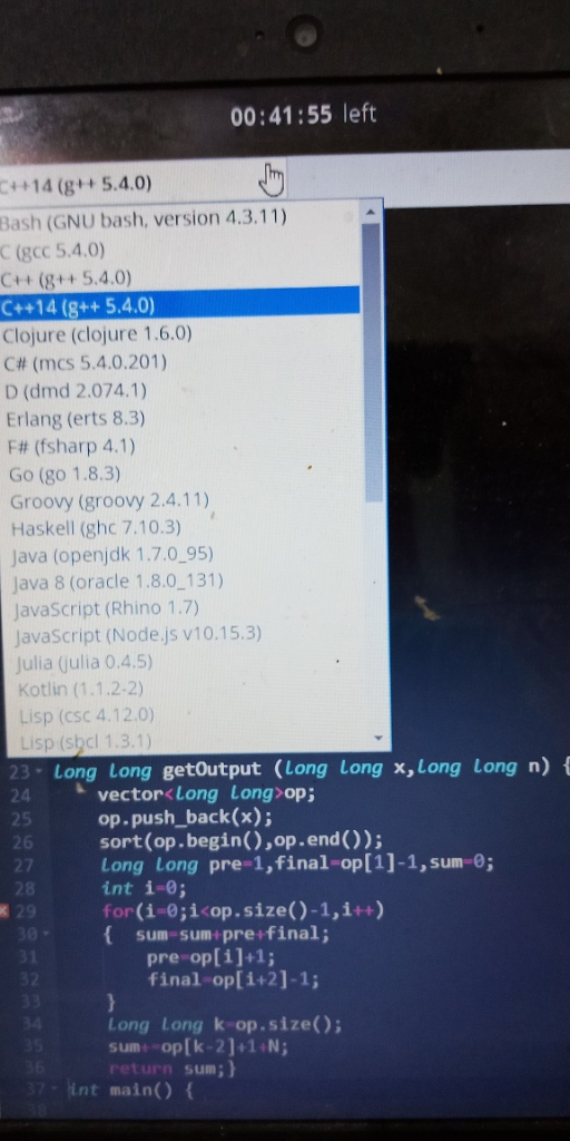 Solved: Please Write A Simple Program In ( C/C++/JAva/Pyth