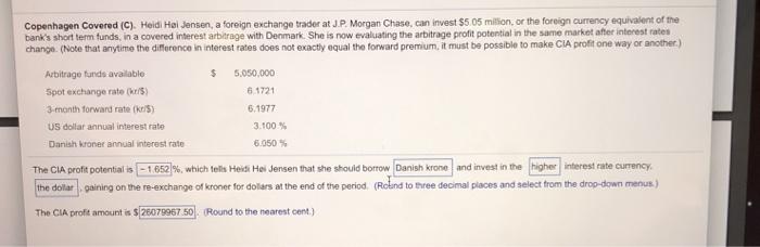 Heidi Hai Jensen A Foreign Exchange Trader At J P