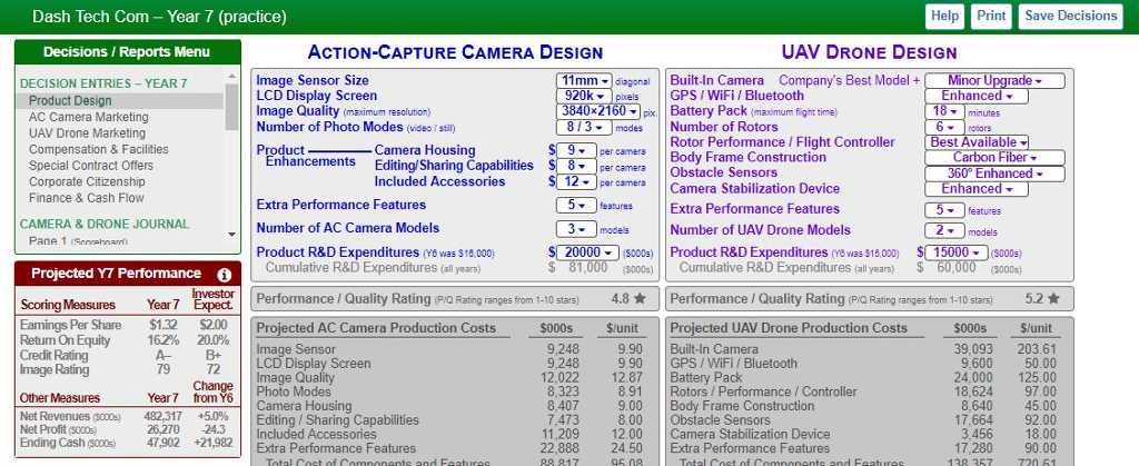 We Are Selling Action Capture Camera Design And Ua Chegg Com