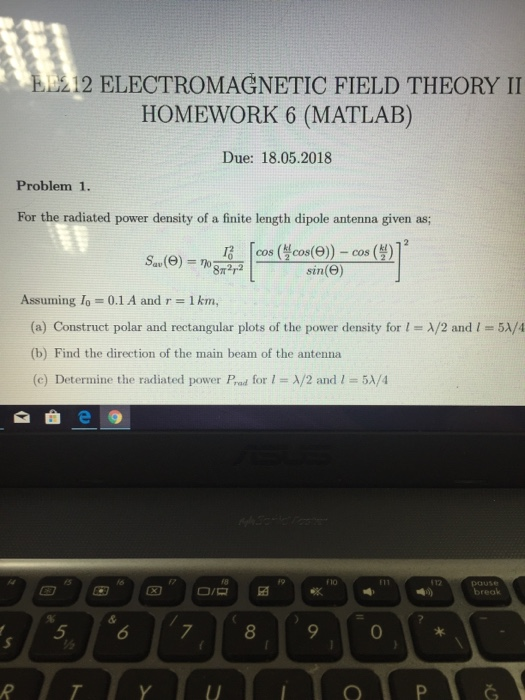 Solved: Could You Help Please   Could You Write Matlab Cod