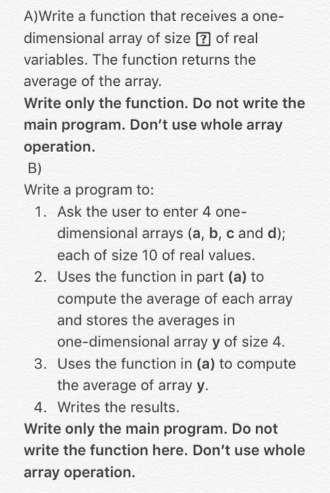 Solved: Pls If U Can Solve This Problem By Fortran Program
