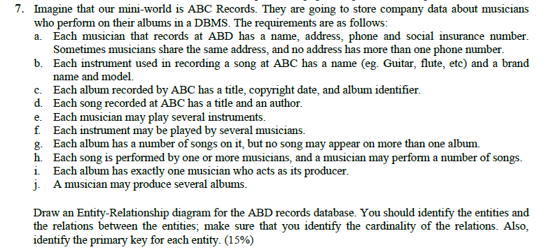 Imagine That Our Mini World Is ABC Records They Are Going To