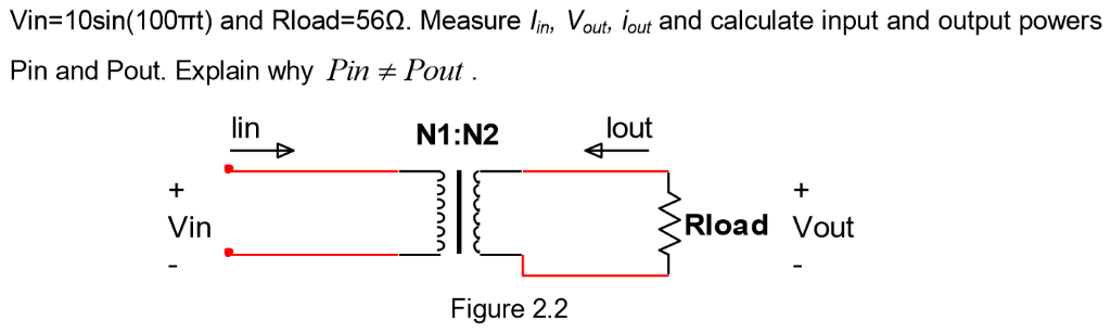 Make LTSpice Simulation For The Circuits Fig  2 2