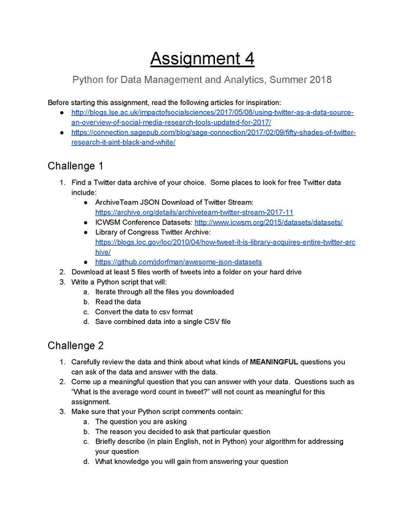 Please Write A Python 3 Script For Ch  1  Do Not U    | Chegg com