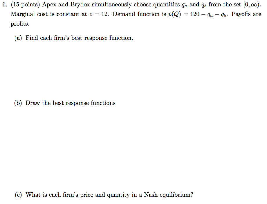 Economics Recent Questions Chegg Com