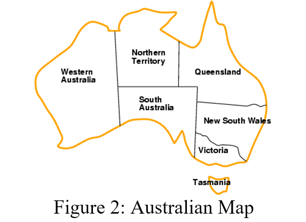 Australia Map In R.Solved Question 6 1 Ptl Assume You Are Allowed To Use Th