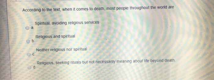 Spiritual but not religious meaning