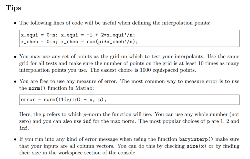 Matlab Interpolate To Grid