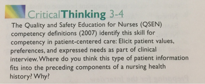 solved critical thinking 3 i think about the following si