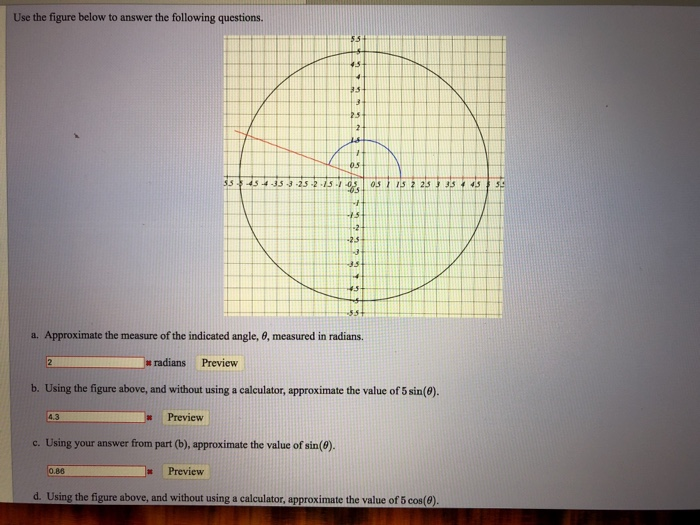 Precalculus archive april 05 2018 chegg use the figure below to answer the following questions 33 5 45 353 25 fandeluxe Gallery