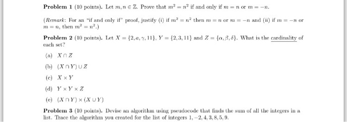 Solved: Discrete Mathematics: Please Answer All Questions