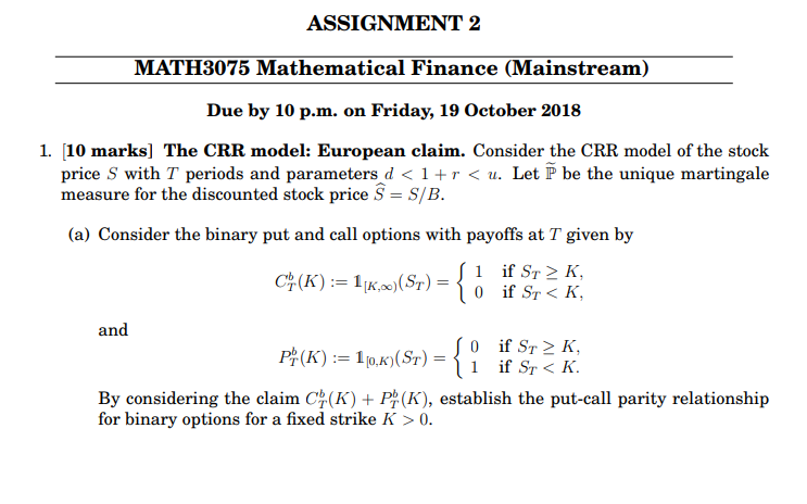 assignment of claim